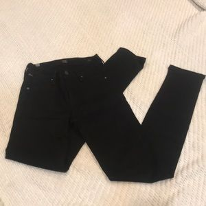 Black C of H jeans